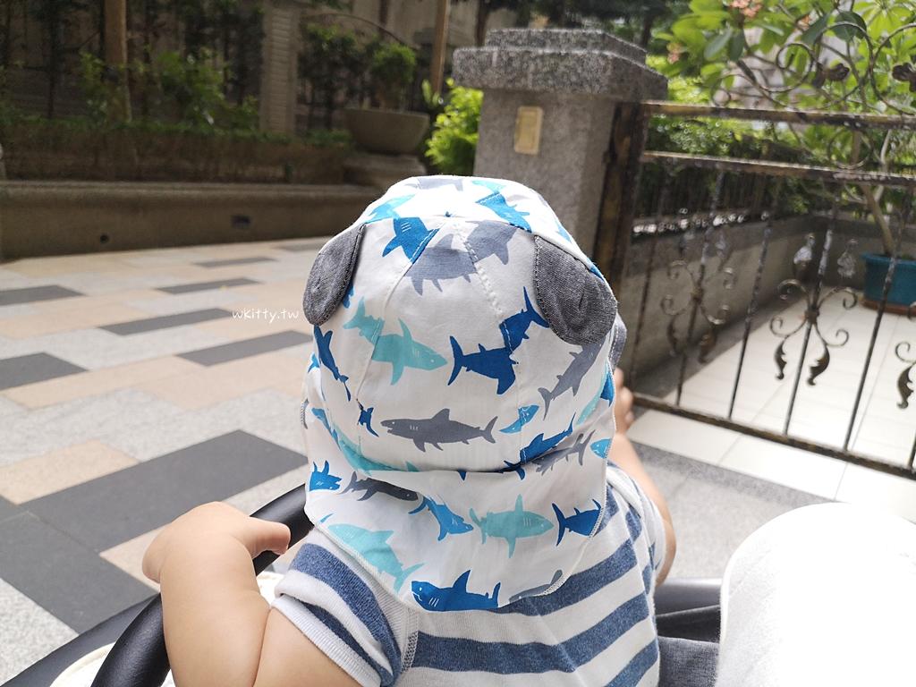 【開團】Sandesica日本製超柔軟六重紗防踢被+Shapox超夯夏季防曬帽,現貨買起來! @小環妞 幸福足跡