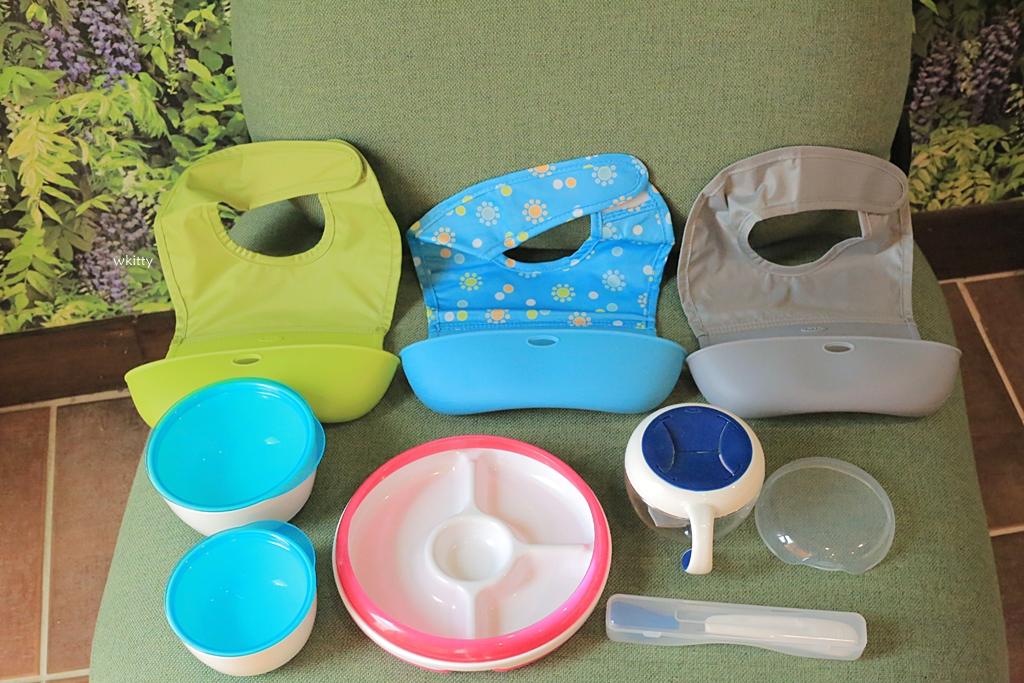 【開團】美國OXO兒童餐具/Stasher矽膠密封袋/Allexa 矽膠瀝水盤.擋水板/LEMON ME 奈米電離子水噴劑 @小環妞 幸福足跡