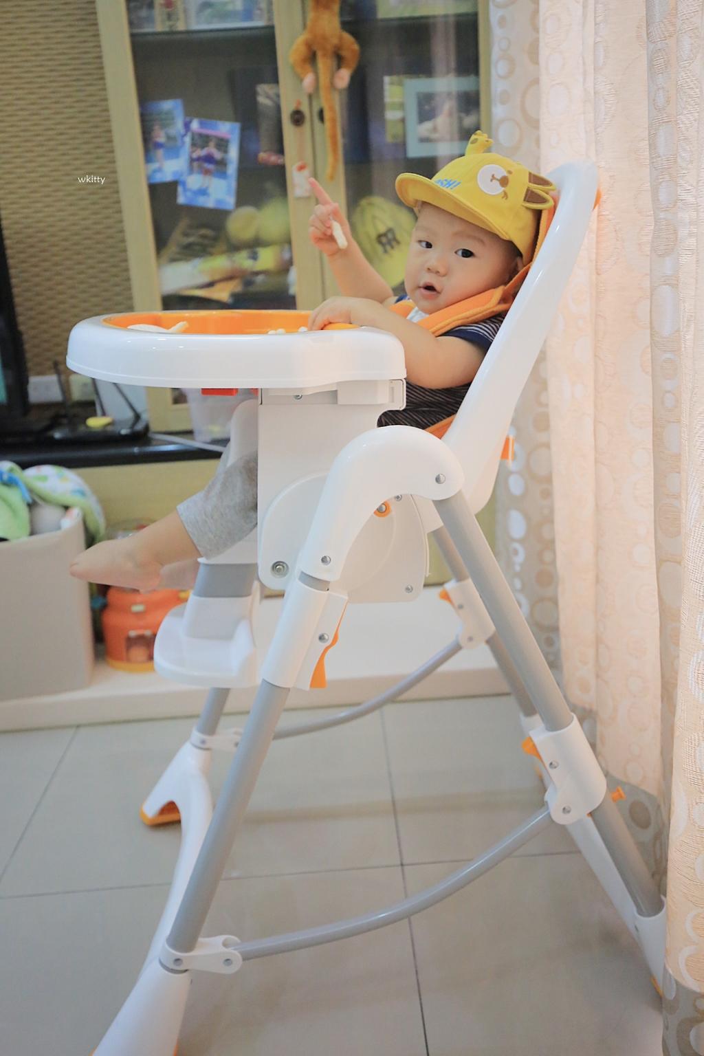 【熱賣團購】myheart多功能摺疊式餐椅,CP值超高,MIT最夯的育兒神器餐椅 @小環妞 幸福足跡
