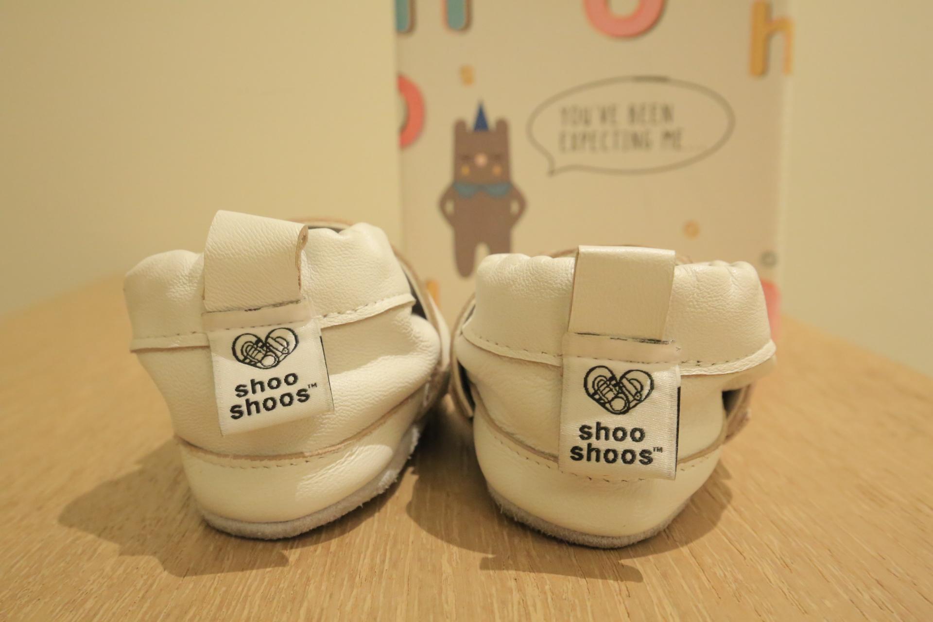 【開團】英國shooshoos學步鞋,我給寶寶的第一雙鞋,讓寶寶如赤腳般學走路的學步鞋 @小環妞 幸福足跡