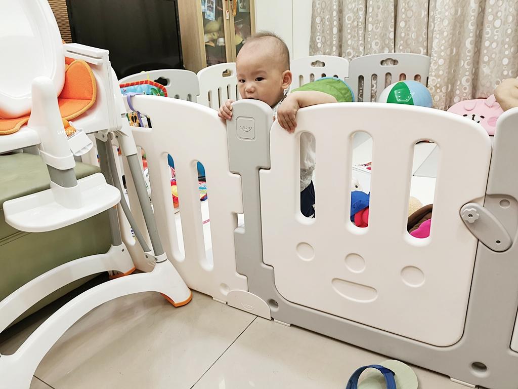 【現貨在台灣團!!!】ALZIPMAT地墊/babyroom系列圍欄,專屬於寶寶的遊戲空間,使用2個月超真實心得分享 @小環妞 幸福足跡