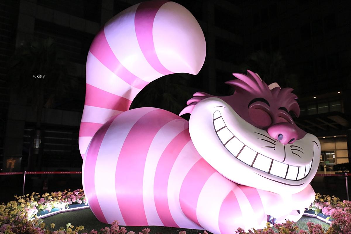 【2020新北耶誕城】板橋耶誕城迪士尼首度合作,順時鐘路線,夢幻逛燈規劃 @小環妞 幸福足跡