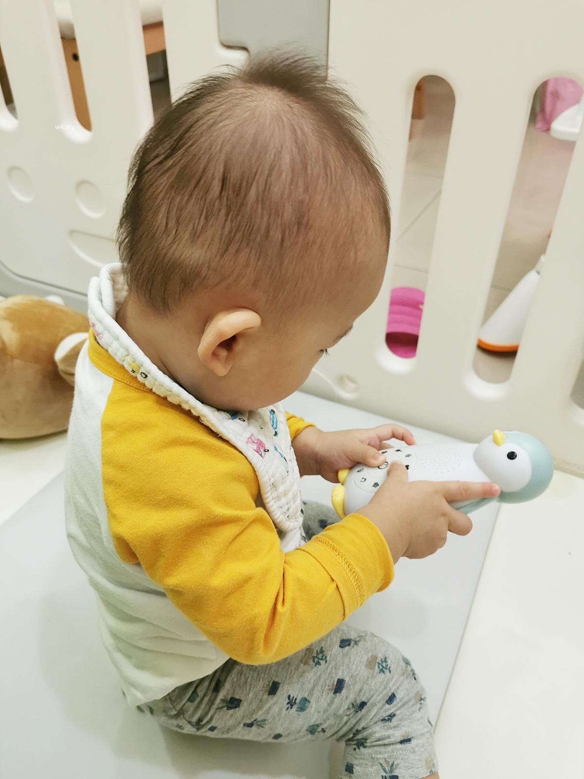 【荷蘭ZAZU好朋友】寶寶的安撫神器,心跳聲.白噪音.安撫音樂.投影聲光.哭聲喚醒,爸媽的育兒神隊友 @小環妞 幸福足跡