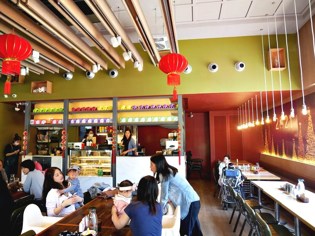 【台北內湖親子餐廳】象園咖啡,餐點好吃,有溜滑梯,正對碧潭公園湖光山色 @小環妞 幸福足跡
