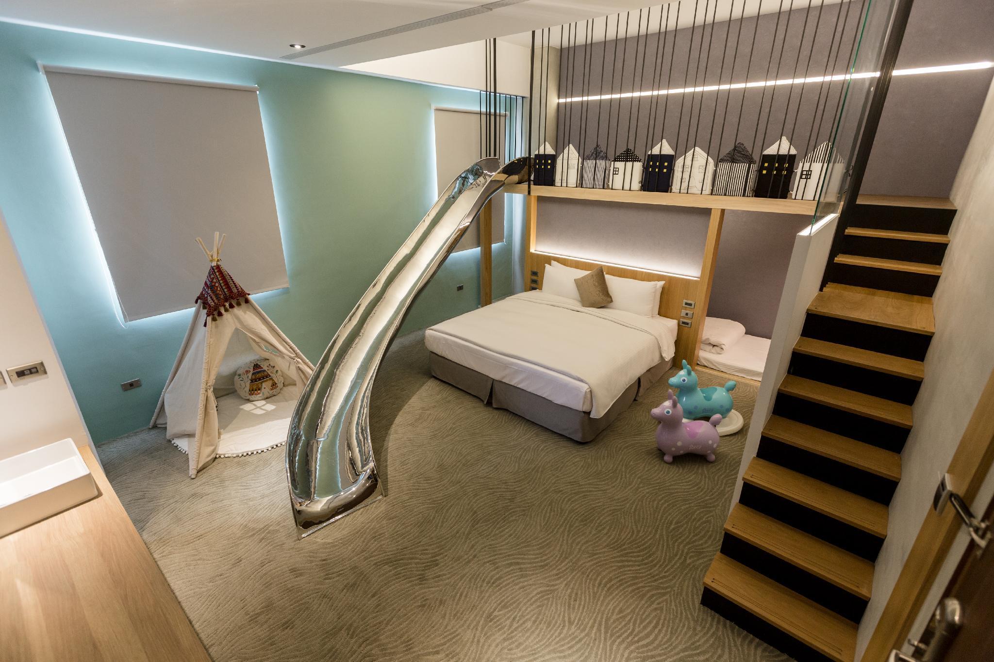 【澎湖住宿推薦】綠的旅店,有機場接送,房間有大浴缸還有健身房的設計感旅店 @小環妞 幸福足跡