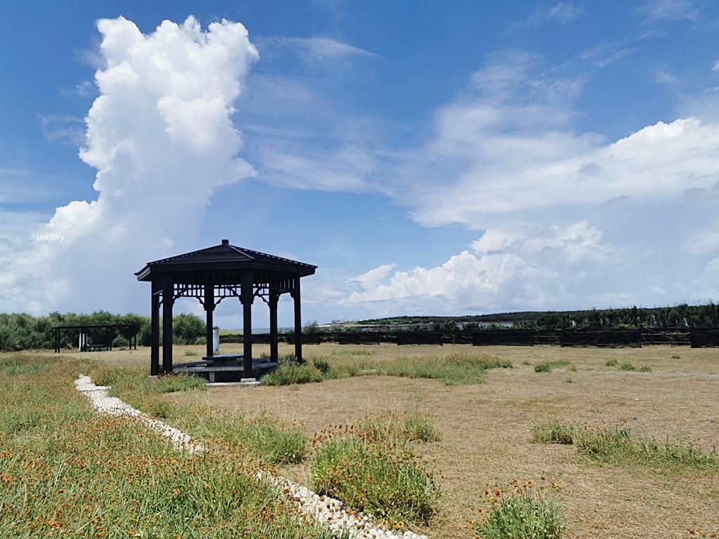 【澎湖IG網紅打卡熱點】東石環保公園,奇妙的咾咕石迷宮,像極了外星人的記號! @小環妞 幸福足跡