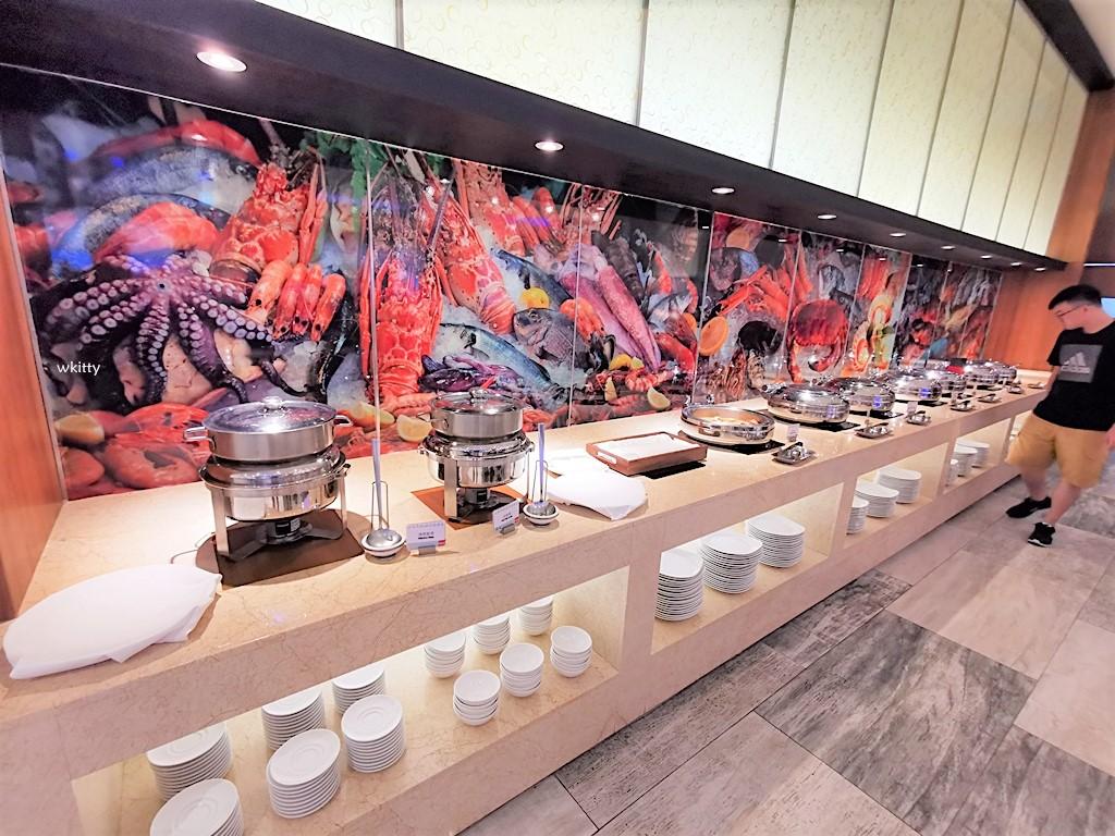 【澎湖喜來登自助餐】來到澎湖一定要吃這頓buffet大餐,海鮮新鮮直送,清酒.啤酒暢飲! @小環妞 幸福足跡