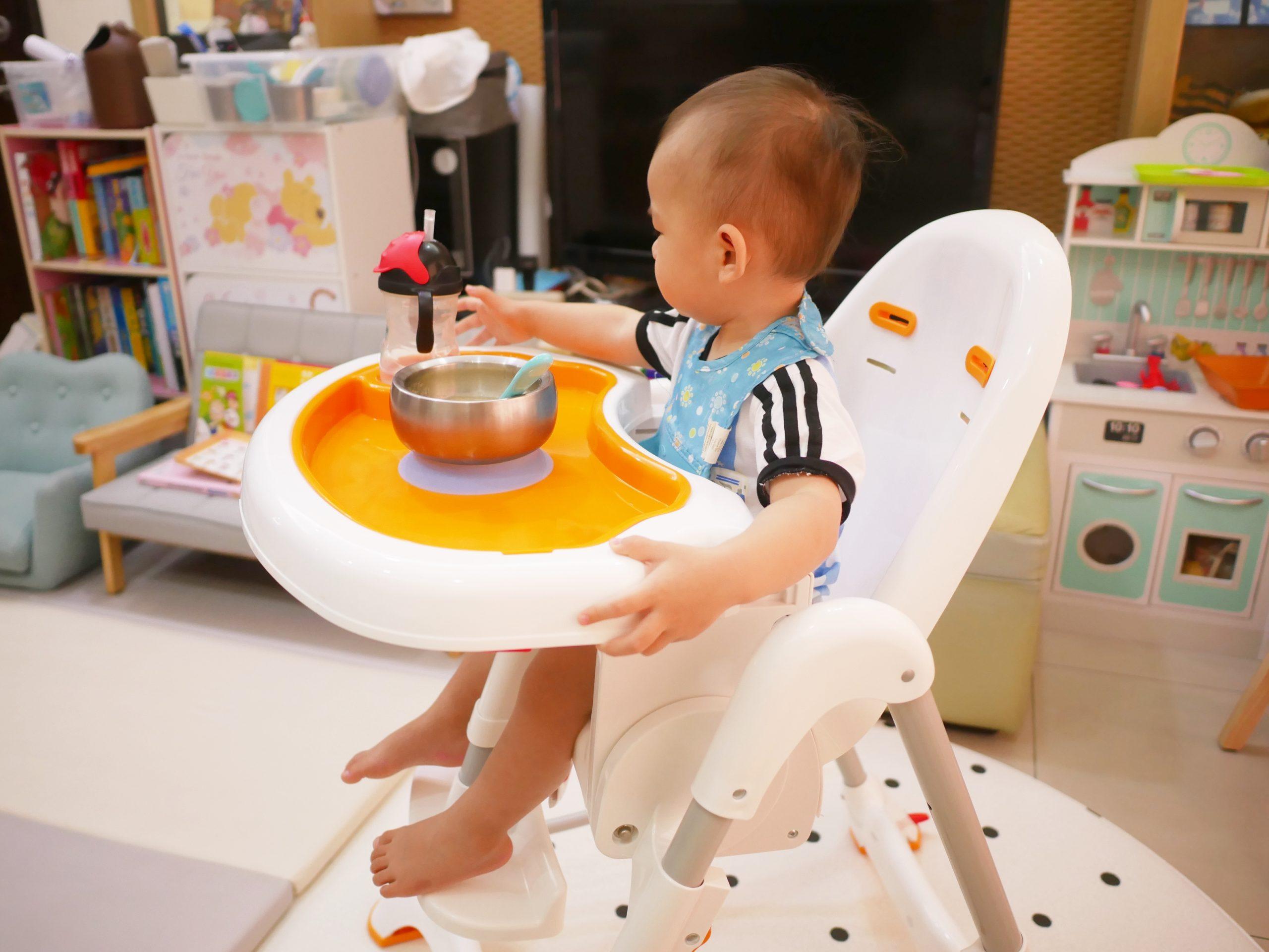 【熱賣團購】myheart多功能摺疊式餐椅,CP值超高,使用一年多真心不騙,MIT最夯的育兒神器餐椅 @小環妞 幸福足跡